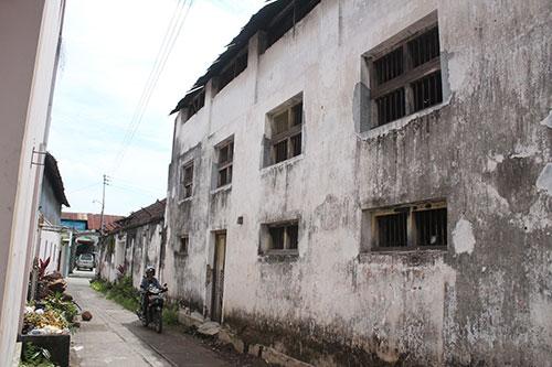 lorong kampung batik laweyan