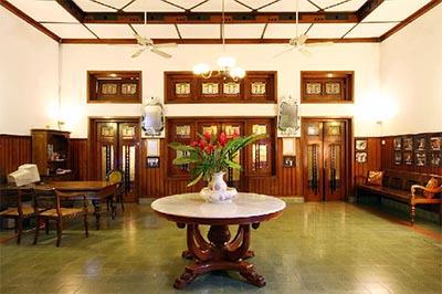 salah satu ruang di Roemahkoe Heritage Hotel