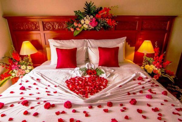the sunan hotel solo - kamar pengantin