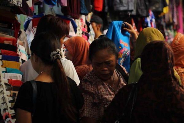 Tempat Belanja Batik