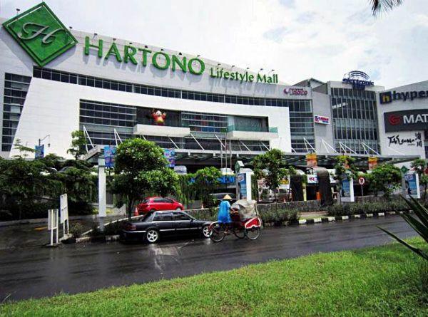 mall di Solo - Hartono Mall