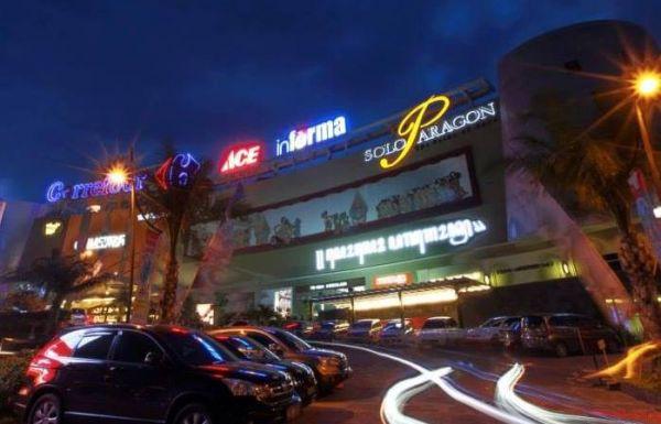 mall di Solo - Paragon Lifestyle mall