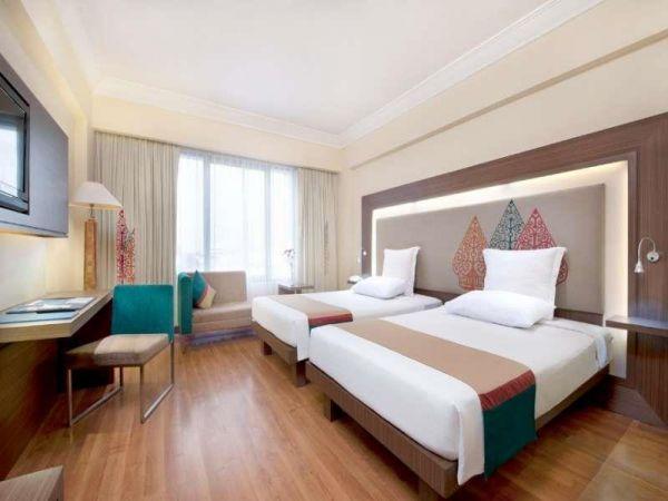novotel solo hotel - foto kamar