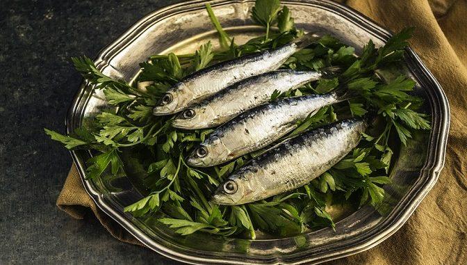 Ikan mengandung omega-3