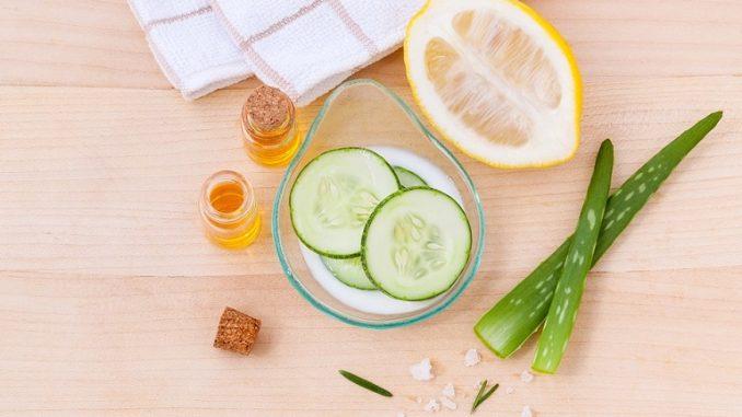 lemon dan lidah buaya bisa mengobati jerawat