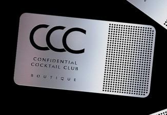 Kartu nama Confidential / gambar: kevinjingking.en