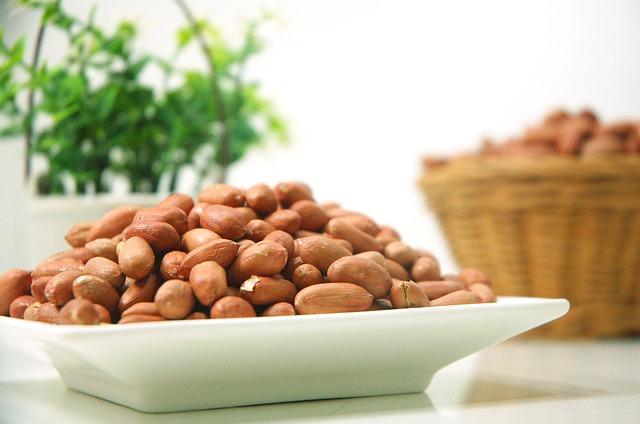 Kacang sangat kaya akan vitamin E
