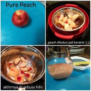 Pure Peach