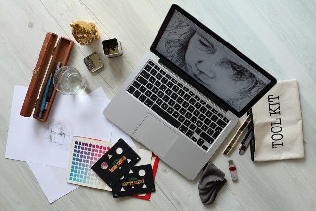 Usaha Jasa Desain Grafis agar sukses