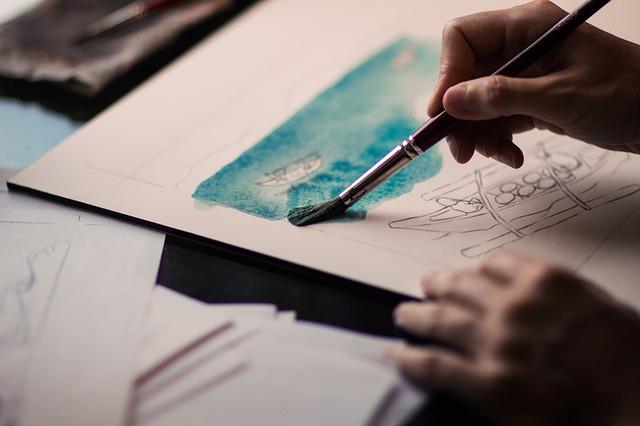 Usaha Jasa Desain Grafis harus meningkatkan kemampuan dibidang desain