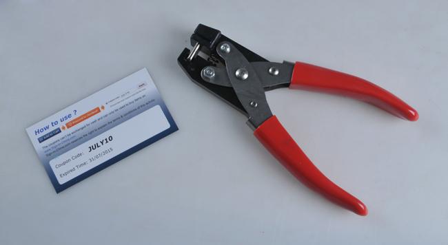 ID Card Hole Maker