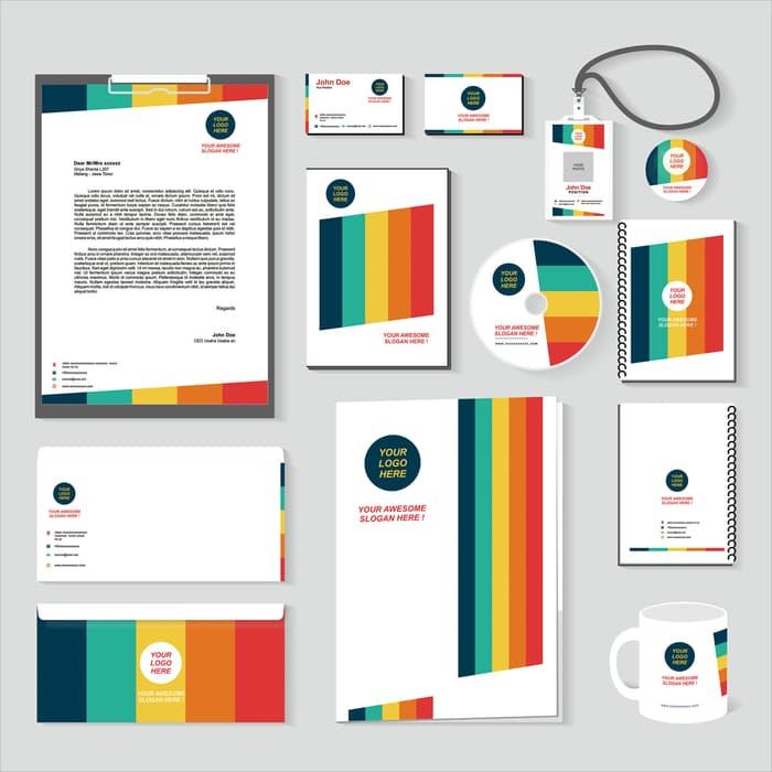 ID card sebagai branding