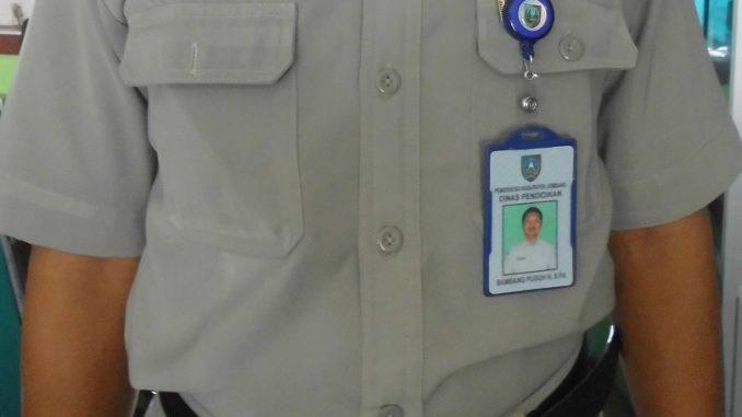 ID card sebagai tanda pengenal
