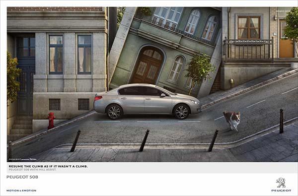 Iklan-Mobil-Peugeot-Dog