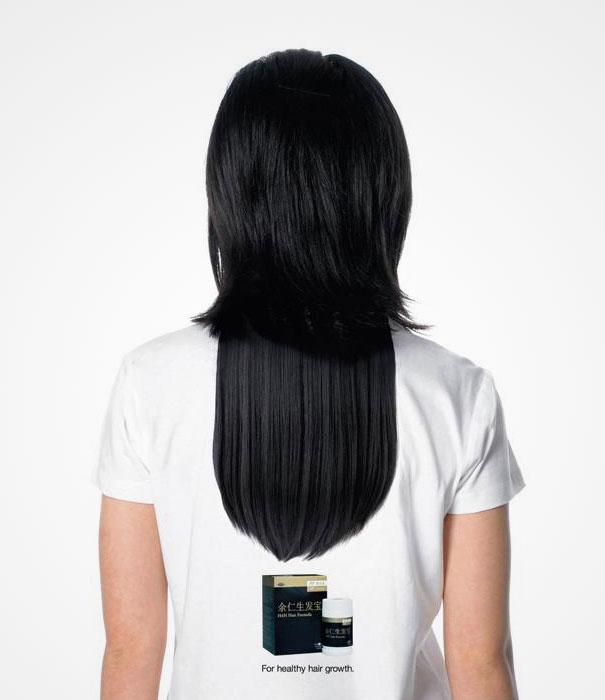 creative-t-shirts-gambar-rambut-panjang