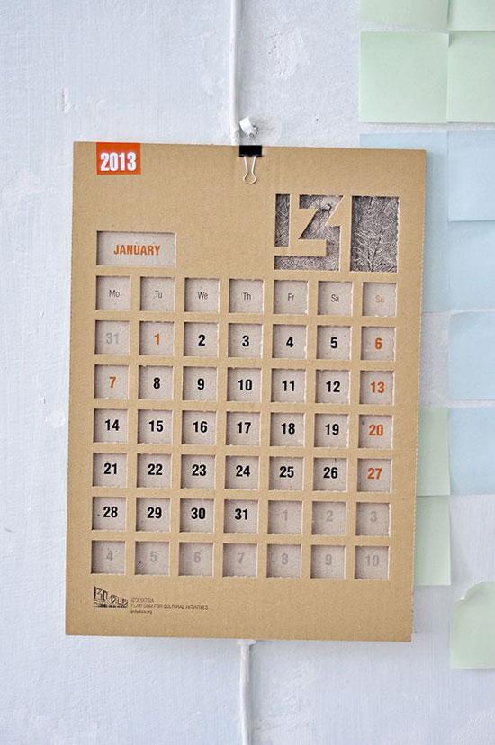 kalender dinding unik 3
