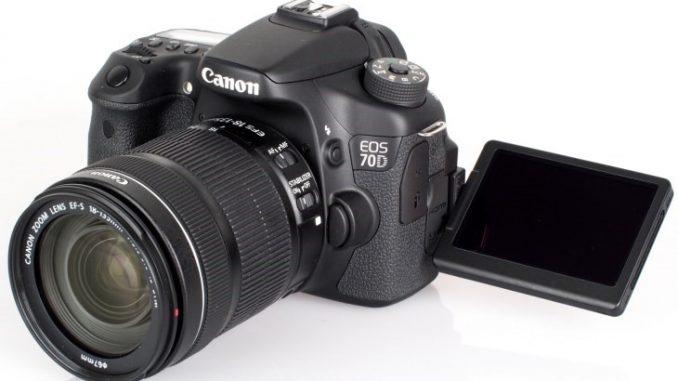 kamera untuk pemotretan foto ID Card