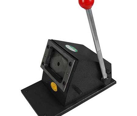 mesin ID Card Punch Machine