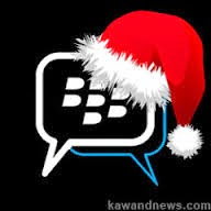 DP BBM Topi Santa Clause