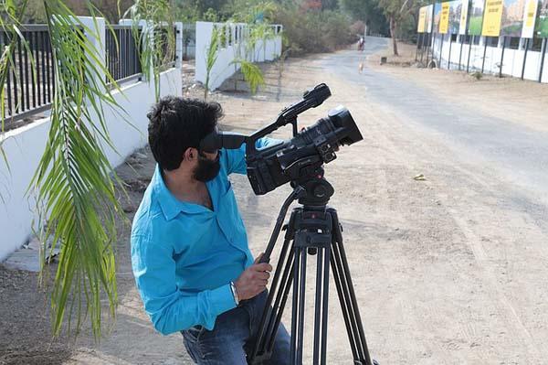 Proses pengambilan gambar film dokumenter