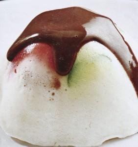 Puding Susu Cocktail Vla Cokelat