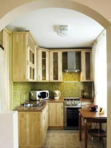 dapur cantik dan menarik