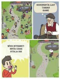 meme internet indonesia