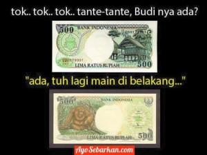 nostalgia uang 500an