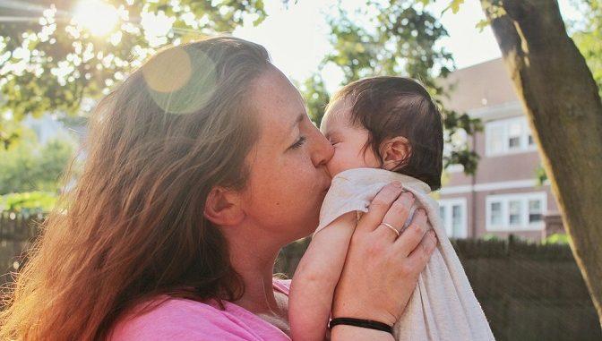 Bau bayi sangat khas sehingga dapat melahirkan kesan dan terkenang sampai kapanpun