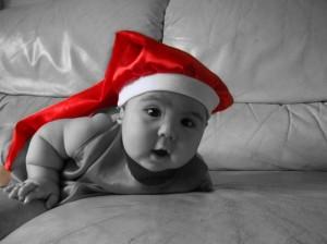 Bayi Natal yang Lucu/CC0/Felipe Prado