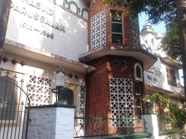 Masjid Darussalam Solo/metrotvnews.com