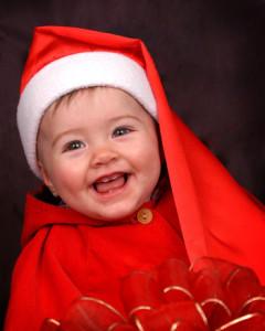 Senyum Bayi Santa/CC0/Fernando AUDIBERT