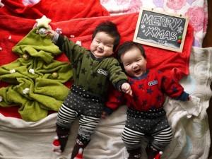 Ucapan Selamat Natal dari Bayi/CC0/wawawoo