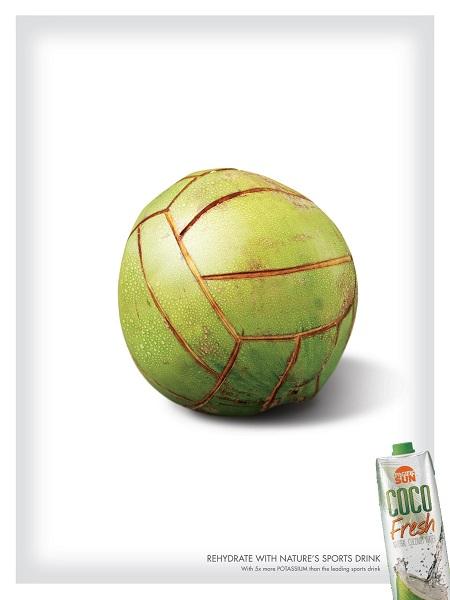 membuat iklan efektif - coco fresh