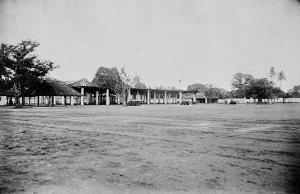 Alun-alun Utara Keraton Surakarta dan pagelaran 1910-1930