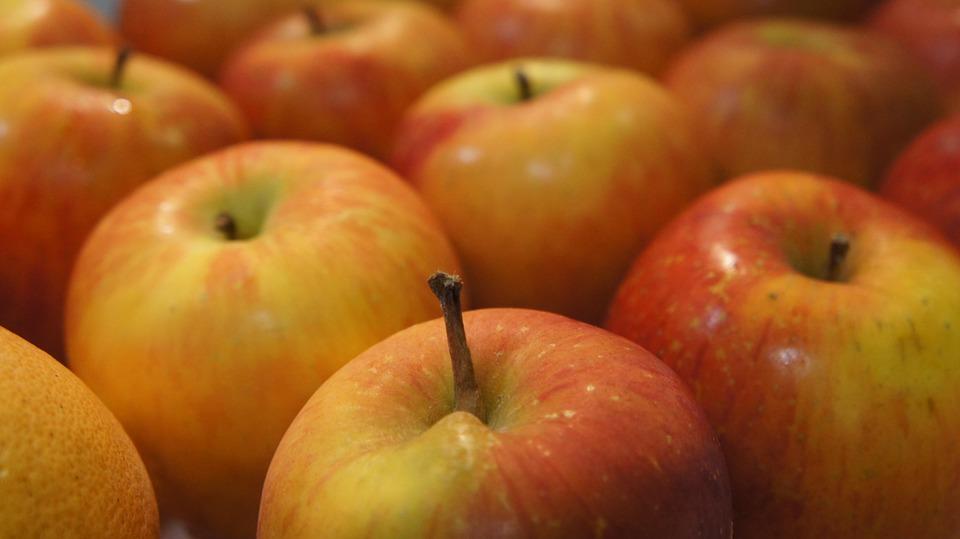 Apel sebagai menu sahur