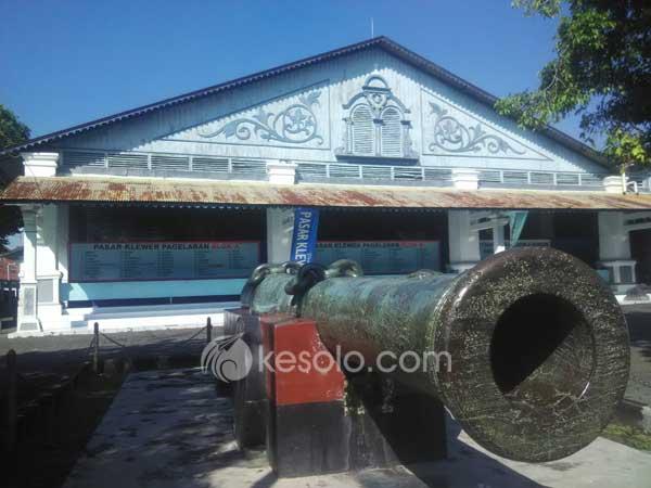 Sasana Sumewa Keraton Kasunanan Surakarta