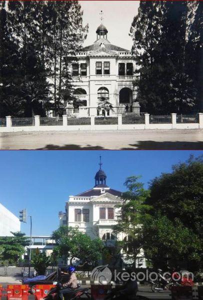 Solo Tempo Dulu - Gedung BI Solo 1915-1925