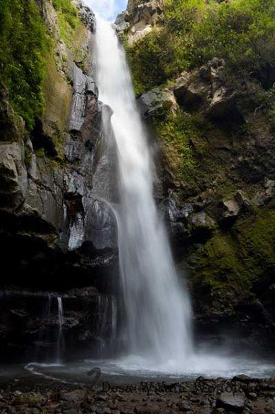 Tempat Wisata Boyolali air terjun kedung kayang
