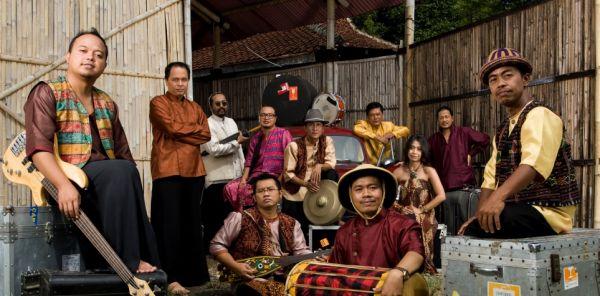 Djaduk dan kua etnika - performer sipa 2016