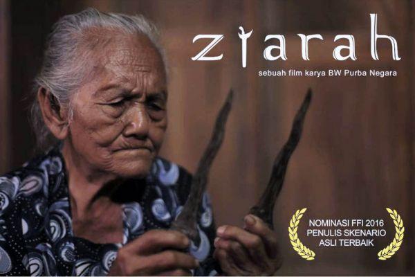 Film ZIARAH besutan BW Purbanegara