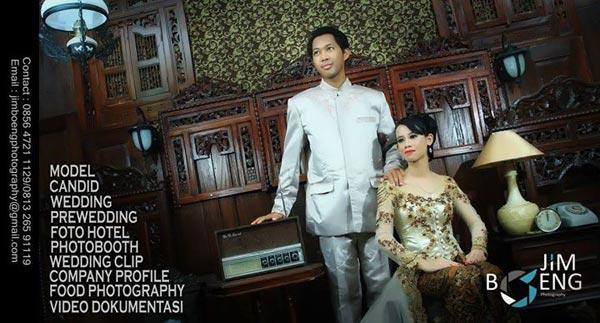 Contoh iklan jasa fotografi Jimboeng photography