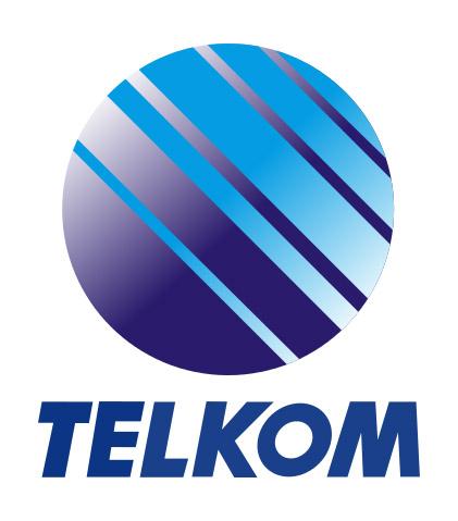 Logo Telkom (23 Oktober 2001-23 Oktober 2009)