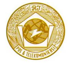 Logo Telkom Pos 1956–1974