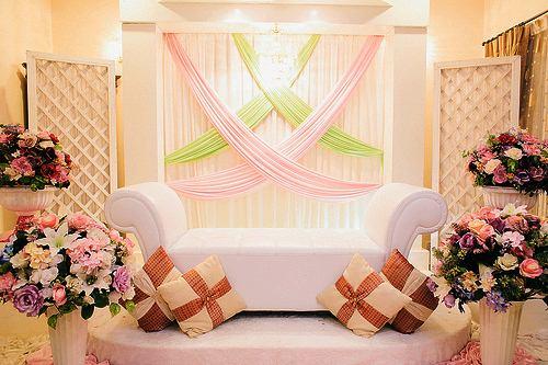 Usaha Jasa Dekorasi Pernikahan/CC/Azlan DuPree