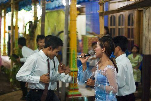Usaha Jasa Hiburan Pernikahan/CC/The Blend