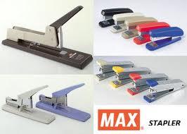 peralatan kantor - Aneka jenis stapler untuk kantor