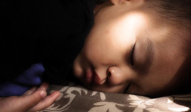 Anak-anak yang cukup tidur cenderung kurang mudah marah