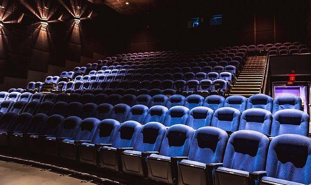 Bioskop dirancang khusus untuk menikmati film