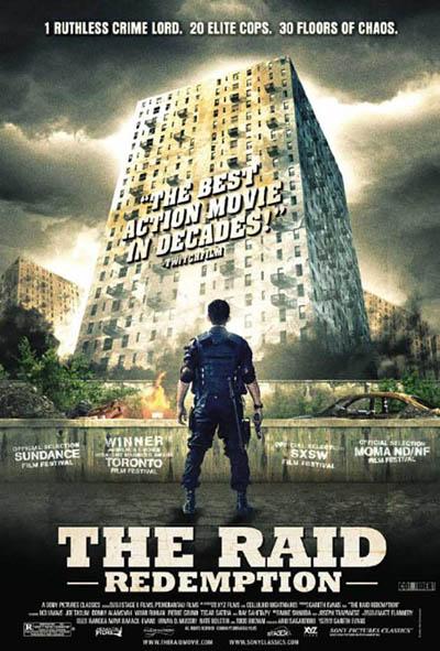 Membuat Poster Sebagai Media Promosi - The Raid